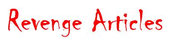 Revenge Articles