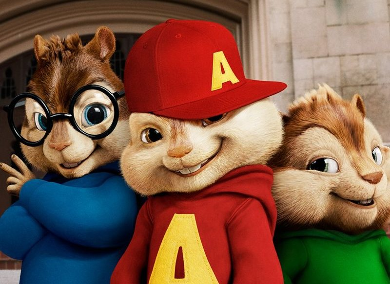 Alvin The Chipmunk Delivers Bad News