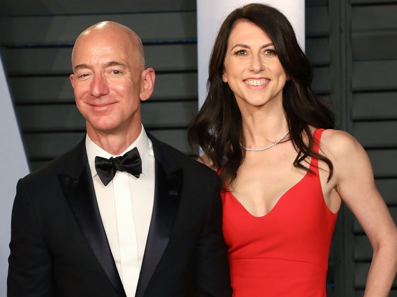 World's Richest Mans Ex-Wife Gets Epic Revenge