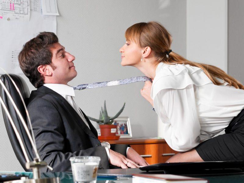 Secretary Affair Revenge!